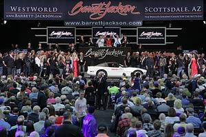 Barrett Jackson Car Auction Scottsdale Arizona