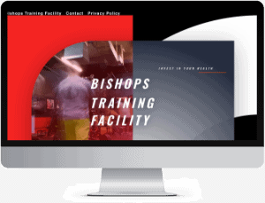 Bishops Training Facility Site Example